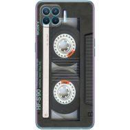 Силиконовый чехол BoxFace OPPO A93 Старая касета (41781-up2445)
