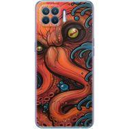 Силиконовый чехол BoxFace OPPO Reno4 Lite Octopus (41780-up2429)