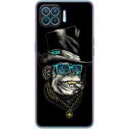 Силиконовый чехол BoxFace OPPO Reno4 Lite Rich Monkey (41780-up2438)