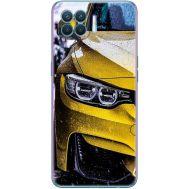 Силиконовый чехол BoxFace OPPO Reno4 Lite Bmw M3 on Road (41780-up2439)