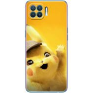 Силиконовый чехол BoxFace OPPO Reno4 Lite Pikachu (41780-up2440)