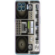 Силиконовый чехол BoxFace OPPO Reno4 Lite Old Boombox (41780-up2446)