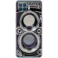 Силиконовый чехол BoxFace OPPO Reno4 Lite Rolleiflex (41780-up2447)