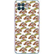 Силиконовый чехол BoxFace OPPO Reno4 Lite Pringles Princess (41780-up2450)