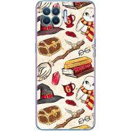Силиконовый чехол BoxFace OPPO Reno4 Lite Magic Items (41780-up2455)