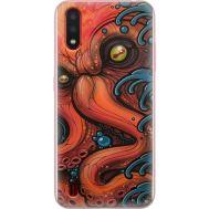 Силиконовый чехол BoxFace Samsung A015 Galaxy A01 Octopus (38839-up2429)