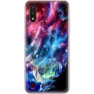 Силиконовый чехол BoxFace Samsung A015 Galaxy A01 Northern Lights (38839-up2441)