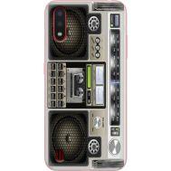 Силиконовый чехол BoxFace Samsung A015 Galaxy A01 Old Boombox (38839-up2446)