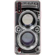Силиконовый чехол BoxFace Samsung A015 Galaxy A01 Rolleiflex (38839-up2447)