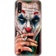 Силиконовый чехол BoxFace Samsung A015 Galaxy A01 Джокер (38839-up2448)