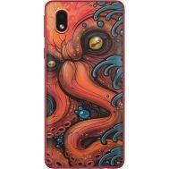 Силиконовый чехол BoxFace Samsung A013 Galaxy A01 Core Octopus (40875-up2429)