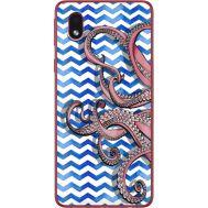 Силиконовый чехол BoxFace Samsung A013 Galaxy A01 Core Sea Tentacles (40875-up2430)