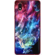 Силиконовый чехол BoxFace Samsung A013 Galaxy A01 Core Northern Lights (40875-up2441)