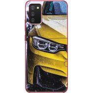 Силиконовый чехол BoxFace Samsung A025 Galaxy A02S Bmw M3 on Road (41511-up2439)