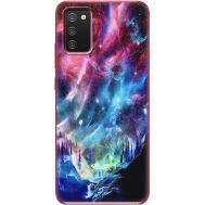 Силиконовый чехол BoxFace Samsung A025 Galaxy A02S Northern Lights (41511-up2441)