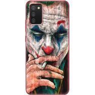 Силиконовый чехол BoxFace Samsung A025 Galaxy A02S Джокер (41511-up2448)