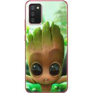 Силиконовый чехол BoxFace Samsung A025 Galaxy A02S Groot (41511-up2459)