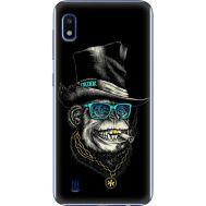 Силиконовый чехол BoxFace Samsung A105 Galaxy A10 Rich Monkey (36867-up2438)
