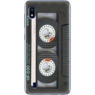 Силиконовый чехол BoxFace Samsung A105 Galaxy A10 Старая касета (36867-up2445)