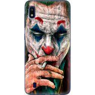 Силиконовый чехол BoxFace Samsung A105 Galaxy A10 Джокер (36867-up2448)