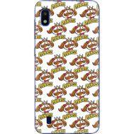 Силиконовый чехол BoxFace Samsung A105 Galaxy A10 Pringles Princess (36867-up2450)
