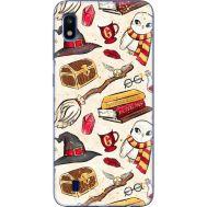 Силиконовый чехол BoxFace Samsung A105 Galaxy A10 Magic Items (36867-up2455)