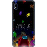 Силиконовый чехол BoxFace Samsung A105 Galaxy A10 Among Us (36867-up2456)