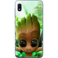 Силиконовый чехол BoxFace Samsung A105 Galaxy A10 Groot (36867-up2459)