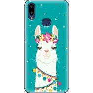 Силиконовый чехол BoxFace Samsung A107 Galaxy A10s Cold Llama (37944-up2435)