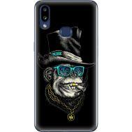 Силиконовый чехол BoxFace Samsung A107 Galaxy A10s Rich Monkey (37944-up2438)