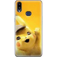 Силиконовый чехол BoxFace Samsung A107 Galaxy A10s Pikachu (37944-up2440)