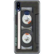 Силиконовый чехол BoxFace Samsung A107 Galaxy A10s Старая касета (37944-up2445)