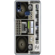 Силиконовый чехол BoxFace Samsung A107 Galaxy A10s Old Boombox (37944-up2446)