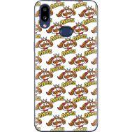 Силиконовый чехол BoxFace Samsung A107 Galaxy A10s Pringles Princess (37944-up2450)