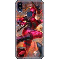 Силиконовый чехол BoxFace Samsung A107 Galaxy A10s Woman Deadpool (37944-up2453)