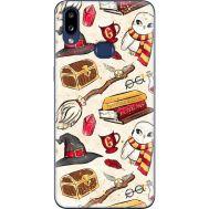 Силиконовый чехол BoxFace Samsung A107 Galaxy A10s Magic Items (37944-up2455)