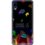 Силиконовый чехол BoxFace Samsung A107 Galaxy A10s Among Us (37944-up2456)