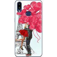 Силиконовый чехол BoxFace Samsung A107 Galaxy A10s Love in Paris (37944-up2460)