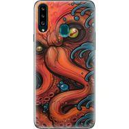 Силиконовый чехол BoxFace Samsung A207 Galaxy A20s Octopus (38125-up2429)