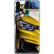 Силиконовый чехол BoxFace Samsung A207 Galaxy A20s Bmw M3 on Road (38125-up2439)