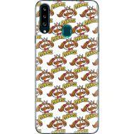 Силиконовый чехол BoxFace Samsung A207 Galaxy A20s Pringles Princess (38125-up2450)