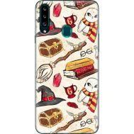 Силиконовый чехол BoxFace Samsung A207 Galaxy A20s Magic Items (38125-up2455)
