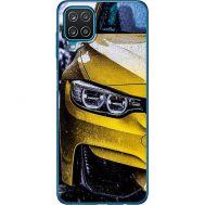 Силиконовый чехол BoxFace Samsung A125 Galaxy A12 Bmw M3 on Road (41506-up2439)