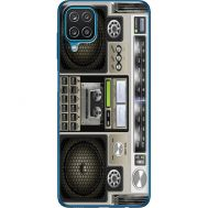 Силиконовый чехол BoxFace Samsung A125 Galaxy A12 Old Boombox (41506-up2446)