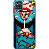 Силиконовый чехол BoxFace Samsung A125 Galaxy A12 Girl Pop Art (41506-up2444)