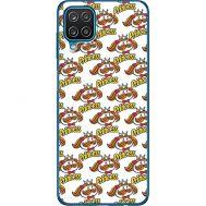 Силиконовый чехол BoxFace Samsung A125 Galaxy A12 Pringles Princess (41506-up2450)