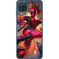 Силиконовый чехол BoxFace Samsung A125 Galaxy A12 Woman Deadpool (41506-up2453)