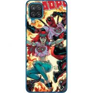 Силиконовый чехол BoxFace Samsung A125 Galaxy A12 Deadpool and Mary Jane (41506-up2454)