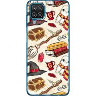 Силиконовый чехол BoxFace Samsung A125 Galaxy A12 Magic Items (41506-up2455)