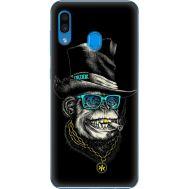 Силиконовый чехол BoxFace Samsung A305 Galaxy A30 Rich Monkey (36416-up2438)